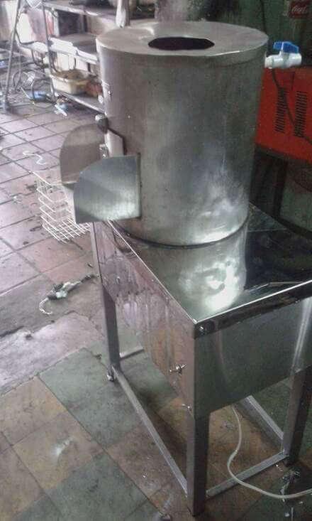 Lavadora de cebolla