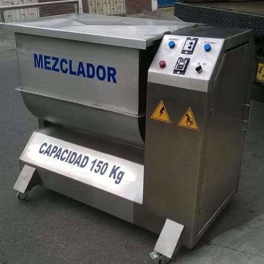 Mezcladoras para carnes