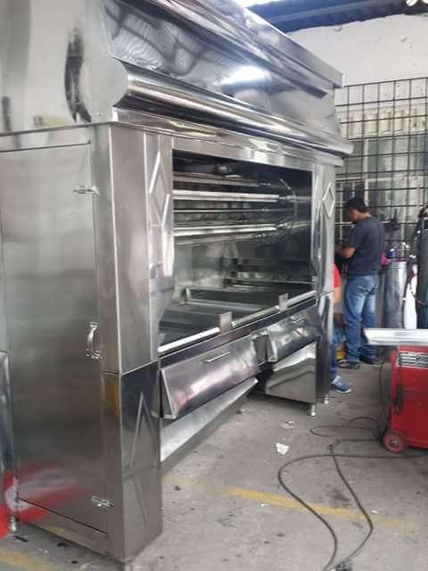 fabrica de hornos para pollos cucuta
