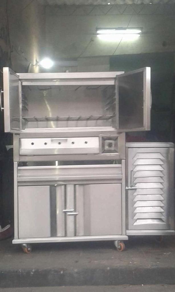 horno multiusos en acero en cucuta
