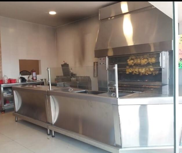 horno para pollos en cucuta acero