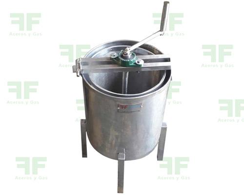 Centrifuga para papa industrial en acero