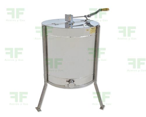 centrifugadora en acero