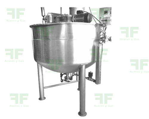 marmita industrial para frutas